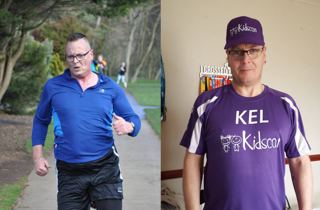 Kelvin marathon preperation