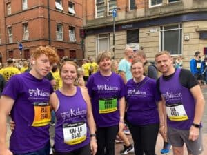 BNI team Manchester 10k & half marathon
