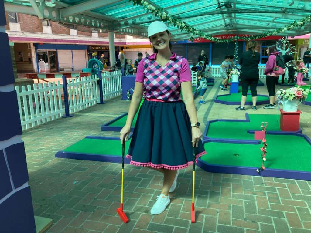 Swinton Sq Shopping Centre Crazy Golf
